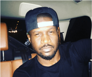 Peter Okoye replies fan who asked which song will he perform in his show
