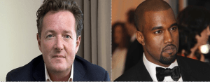 "Piers Morgan addresses Kanye West in an open letter, he says ""Grow Up"""