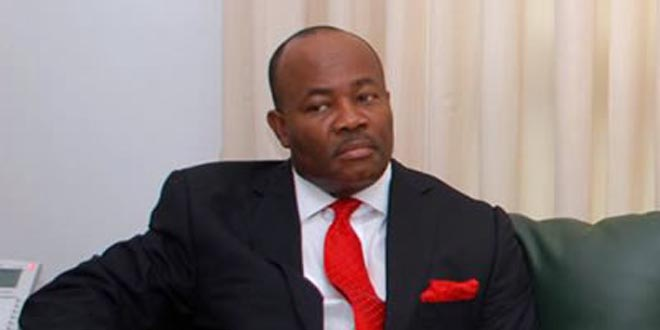 Godswill Akpabio speaks on fight with Gov. Emmanuel