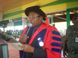 My school is located in robbers' den – Provost