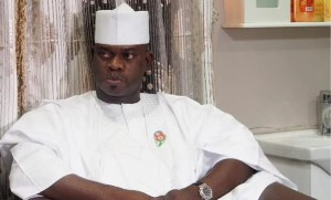 While owing Kogi workers for months, Bello allegedly builds luxury mansion for himself in his country home in Okene (Photos)