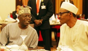 Buhari praises Tinubu as he turns 64
