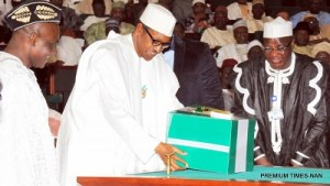 Buhari to present N7.2 trillion 2017 budget on December 14