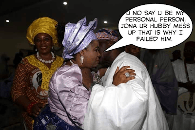 Obasanjo and Patience Jonathan1