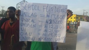 Students shut down UNIPORT over new fees policy