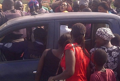 Mercy Aigbe arrested by police