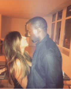 Kim Kardashian & Kanye West celebrate 2nd wedding anniversary