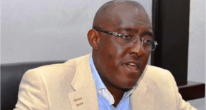 Olisa Metuh hospitalised after vomiting on his way to court
