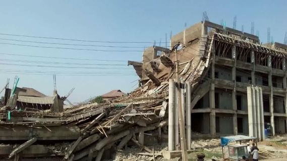 shopping mall collapses in Ogun state2
