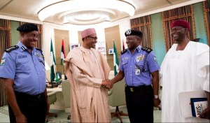 Buhari appoints Kpotun Idris as new Police boss