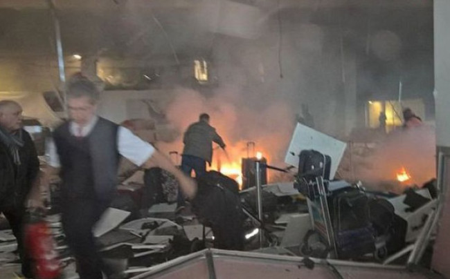 , 36 dead,147 wounded as terrorist attack Istanbul Ataturk airport (Photos + Video), Effiezy - Top Nigerian News & Entertainment Website