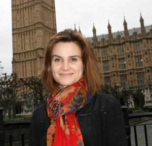 Shocking! British legislator, Jo Cox dies after being shot and stabbed in the street
