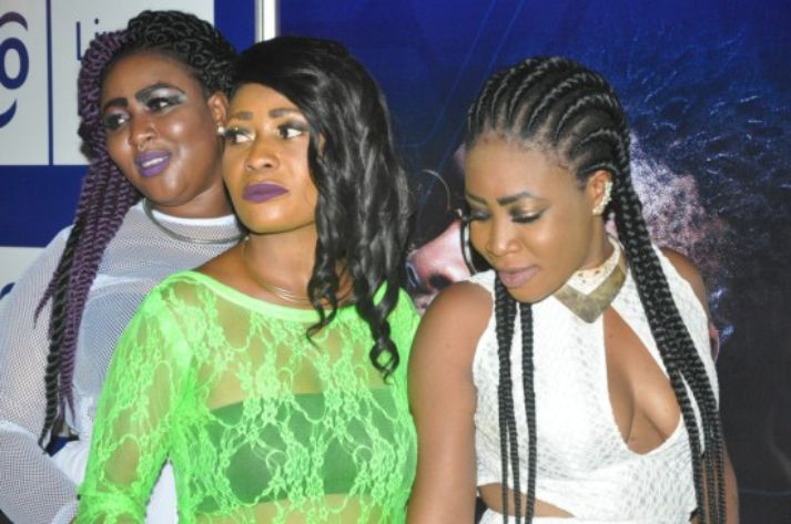 See scary make up of Ghanaian ladies3