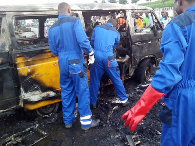 11 killed in Lagos bus explosion3