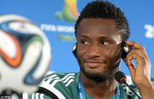 My absense didnt cause Super-Eagles loss – John Obi Mikel