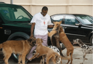 My dogs names are Abacha, IBB, OBJ, Obama – Comedian, Ali Baba writes