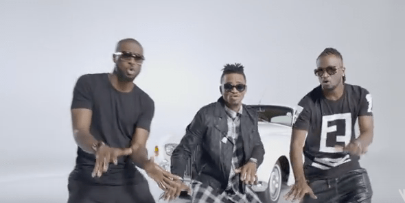 Diamond Platnumz ft P-Square - Kidogo video