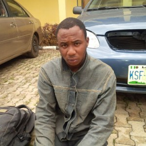 I killed my girlfriend for the fun of it – 22-yr-old student (Photo)