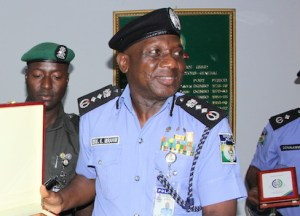 Billionaire kidnapper: Police IG, Idris gives update on Evans