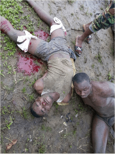 Militants who killed soldiers in Nembe arrested1