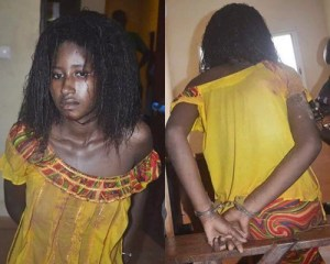 Woman cuts throats of rival's twins in Katsina state (Graphic Photos)