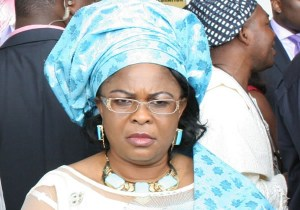 EFCC says it traced N2.1bn to Patience Jonathan's dead mother's account