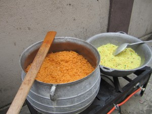 Imagine in this hard times! Woman loses pot of rice to thieves in Ebonyi state
