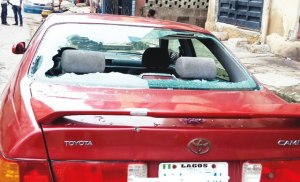 Gang breaks man's skull with hammer, shoots two in Lagos