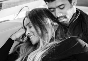 Ciara says she's pregnant for husband Russell Wilson (Photo)