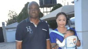How Fani-Kayode's wife, Precious was rescued by Gov. Fayose from EFCC detention (Photo)