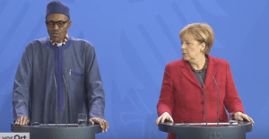 President Buhari says 'My wife belongs to my kitchen, my living room and the other room'