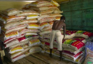 WARNING: There are poisonous foreign rice in the market – FG warns
