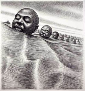 """United we Stand: The """"infamous"""" Igbo Landing"""