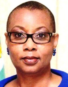 Chef of NNPC managing director, Esther Ogbue absconds with $6m in cash and jewelry (Photo)