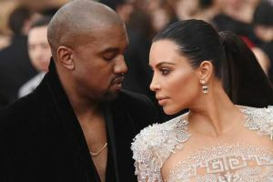 Kim Kardashian calls out her husband, Kanye West for sharing this photos (See Photos & Tweets)