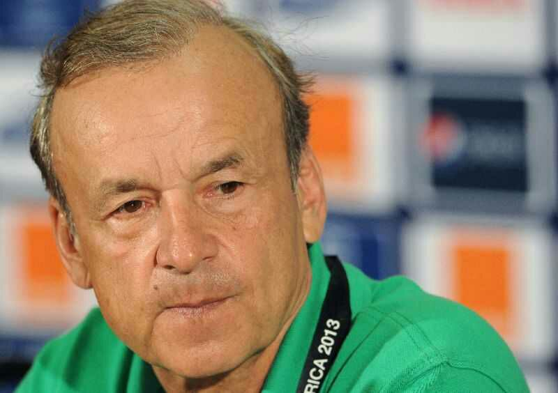 Gernot Rohr officially signs new Super Eagles deal