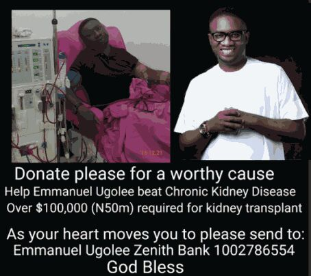 , Help Save Emmanuel Ugolee- Linda Ikeji, Effiezy - Top Nigerian News & Entertainment Website