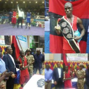 , Soldier wins boxing competition at Lagos State tournament, Effiezy - Top Nigerian News & Entertainment Website