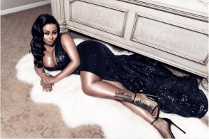Blac Chyna stunning in new photos