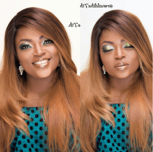 Funke Akindele shares beautiful new photos