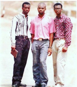 PSquare Throwback photo