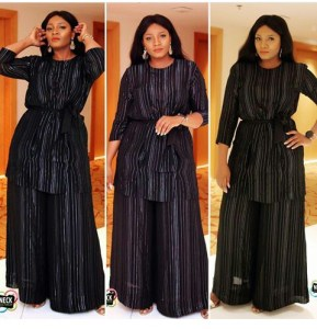 Omotola Ekeinde made Nigerian Liquified Petroleum Gas Association Ambassador