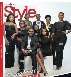 Stephanie Coker and a host of upcoming acts cover This Day Style