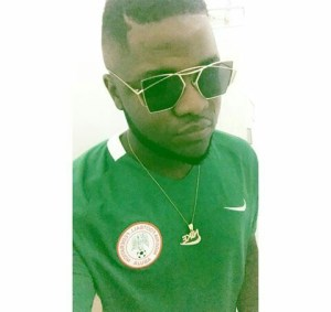 Christmas came early for Mama Skales