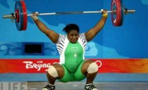 US Nigerian Weightlifter says Coach wanted to sleep with her
