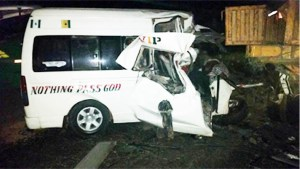 Accident in Akure claims two lives,leaves 8 injured