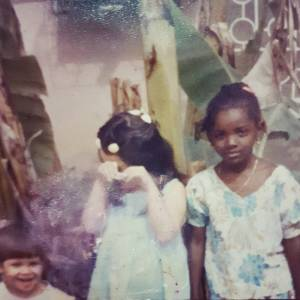 Annie Idibia opens up about her parents who divorced when she was little