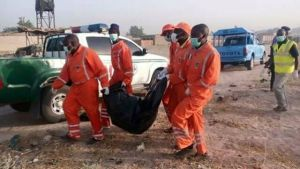 , Bomblast rocks Borno this morning,suicide bombers and one civiliandie, Effiezy - Top Nigerian News & Entertainment Website