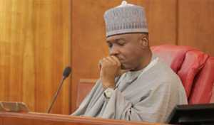 Count me out of Buhari's death rumor-Saraki