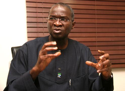 Bad Roads Not Cause Of Accidents On Highways -Fashola